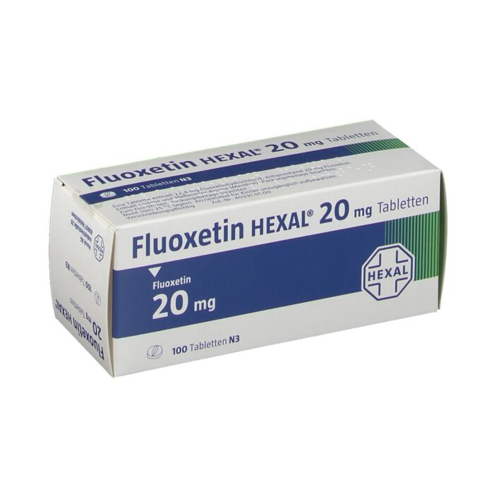 Fluoxetin Hexal