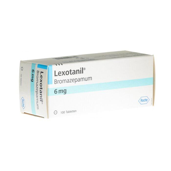 Lexotanil Bromazepam