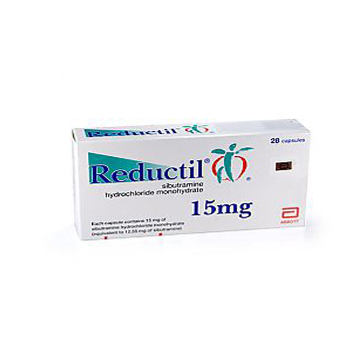 Reductil 15 mg 56 Tbl. Sibutramin - Rezeptfrei 24